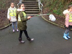 Litter Pick - helping the community